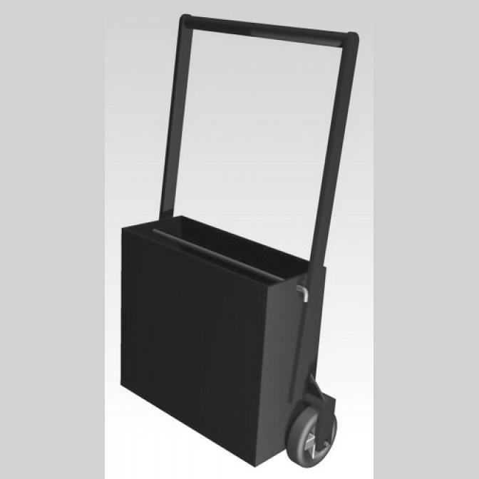 TC678 test weight cart