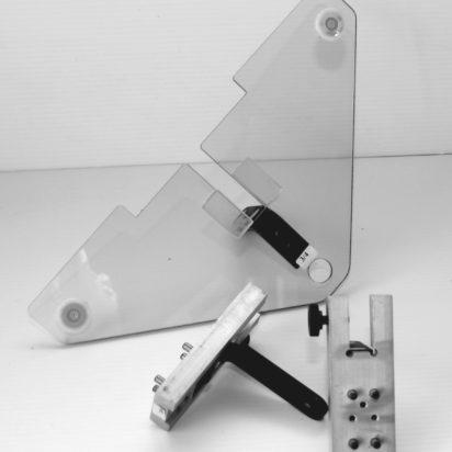 RA034 Dual Beam Rail Adapter Kit-34